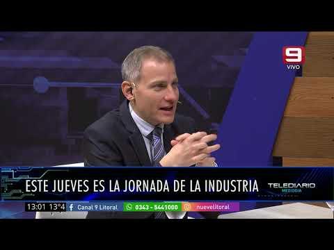 Leandro Garciandía, presidente de la UIER