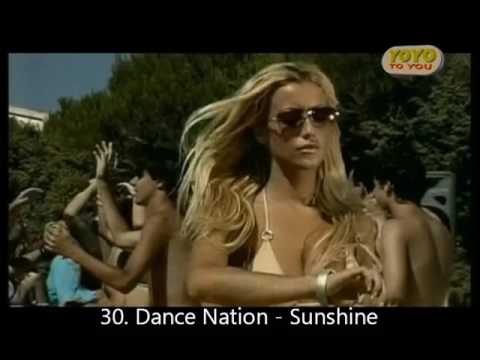 Top 50 Trance, Dance, Handz Up Songs Of The Year 2001