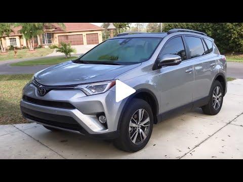 2018 RAV4 XLE Honest Review