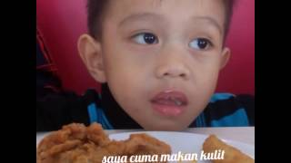 Early sign of autism tanda2 autisme Haziq haiqal4y part 1