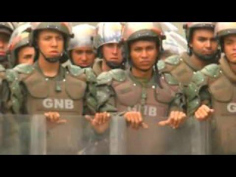 Anti govt protests in Venezuela March of Silence 22.04.2017 Протесты Венесуэла против Маду