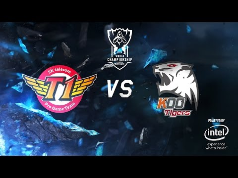Worlds 2015 Grand Finals Powered by Intel