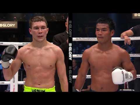 GLORY 39 Brussels: Petchpanomrung Kiatmookao vs. Aleksei Ulianov (Tournament Semi-Finals)