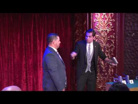 Mark A. Gibson Full Mentalism Show