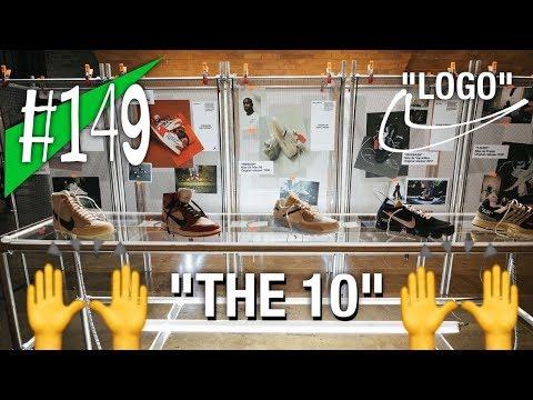 """#149 - VLOG - Nike x OFF WHITE RAFFLE GEWONNEN in LONDON - """"The Ten"""" - sneakerkult"""