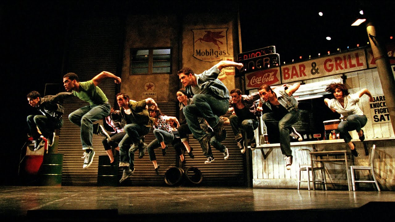 Matthew Bourne's THE CAR MAN - returns in 2015! Official Trailer ...