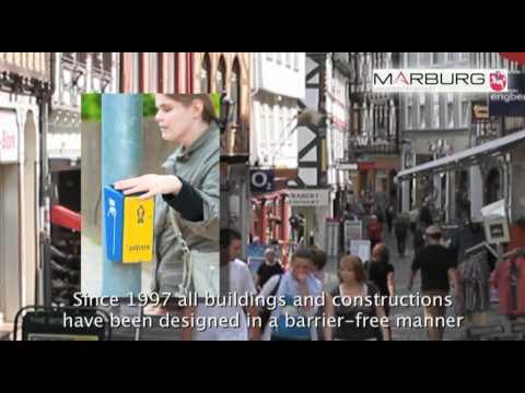 Access City Award 2012 Marburg