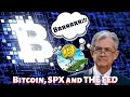 Bitcoin, the stock market and the Federal Reserve - YouTube
