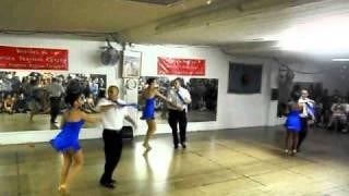 Corazon Dancers At Gator Salsa Club Spring Formal
