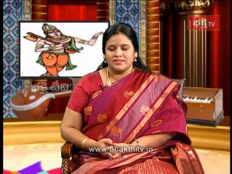 Devotional Singer Nitya Santoshini Special Swararchana Part 1