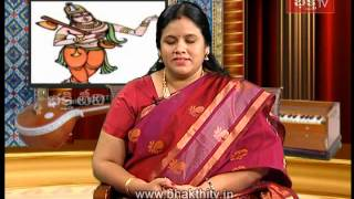 Devotional Singer Nitya Santoshini Special Swararchana_Part 1