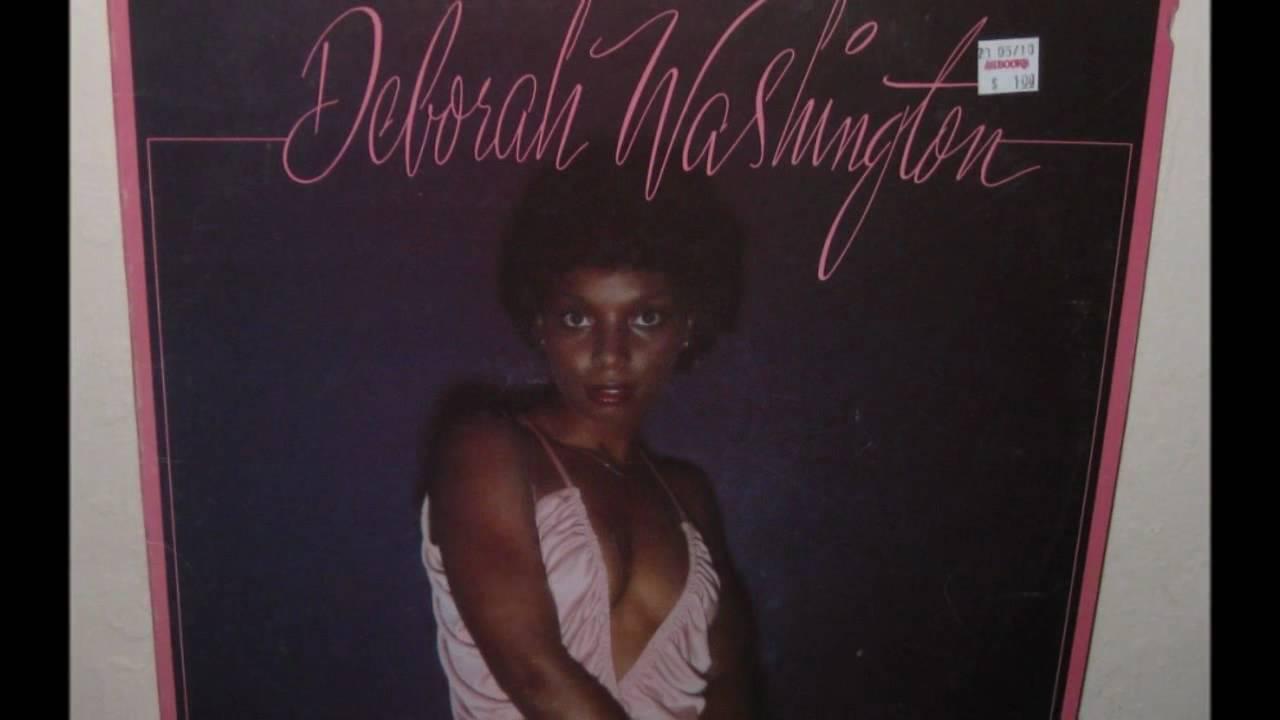 Deborah Washington The Letter 1978 Disco Cover Of The