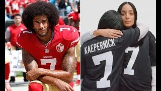 Nike unveils the new $150 Kaepernick jersey.