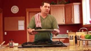 Making Chicago Style Thin Crust Pizza with Gebardi