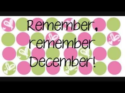 Demi Lovato- Remember December (Lyrics)