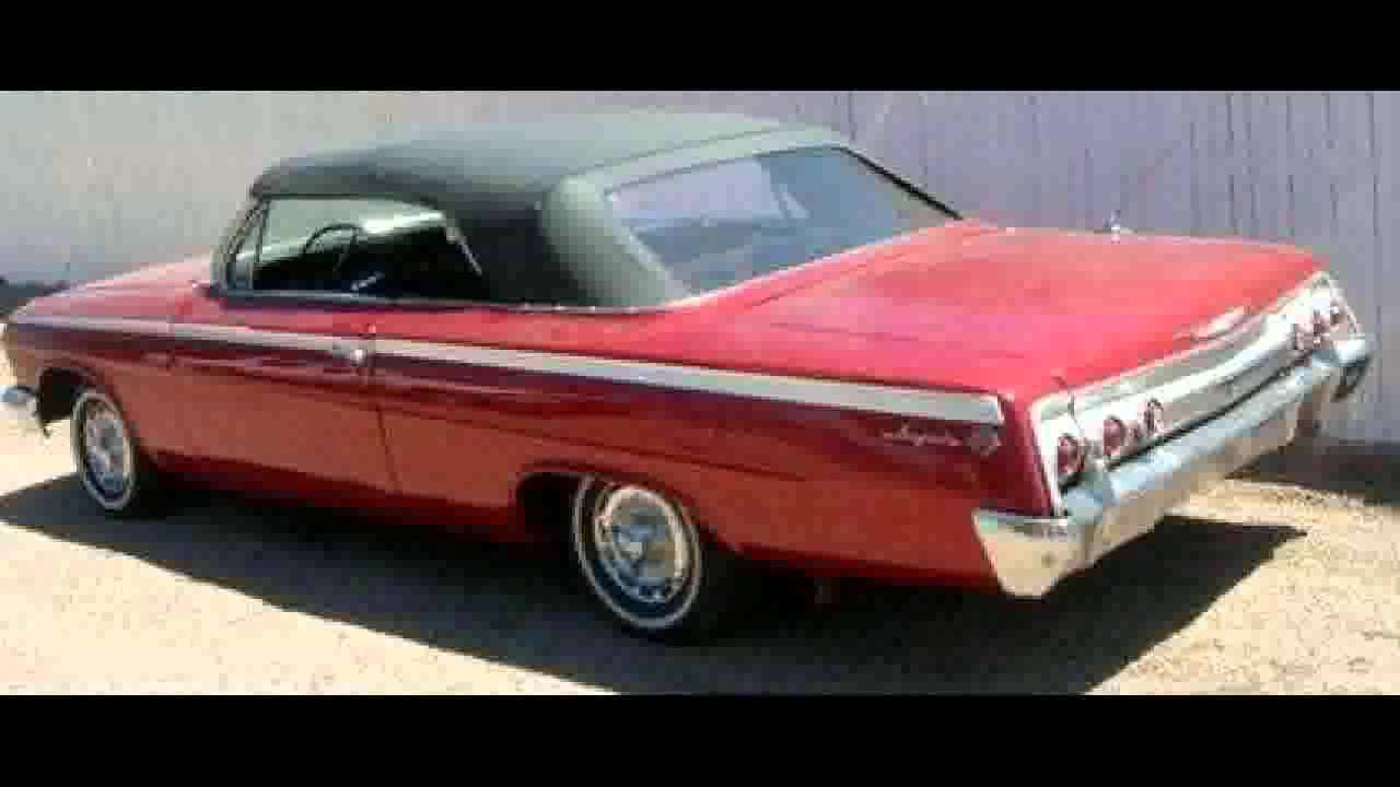 Convertible 62 chevy impala ss convertible for sale : FOR SALE 1962 Chevrolet Impala SS Convertible IN DENVER CO 80220 ...