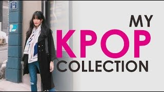 MY KPOP COLLECTION!