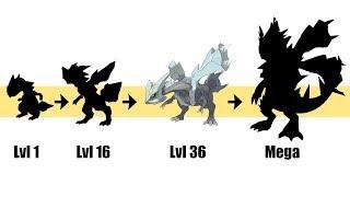 Kyurem Evolution | Pokemon Gen 8 Fanart