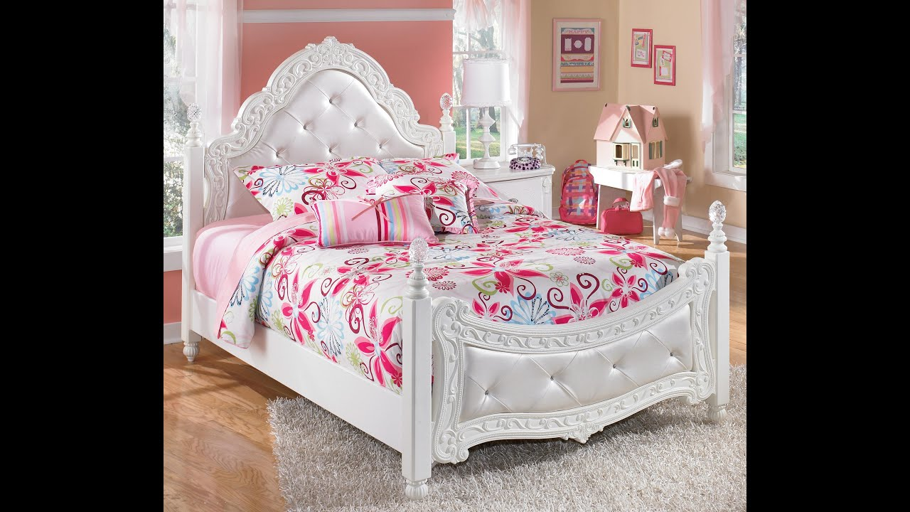 Bedroom Sets | Girl Bedroom Sets - YouTube
