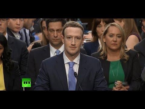 Zuckerberg testifies before Congress on data scandal
