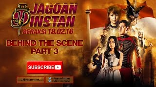 Video JAGOAN INSTAN Behind The Scene Part 3 download MP3, 3GP, MP4, WEBM, AVI, FLV September 2019