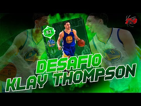 NBA 2K18 | DIRECTO DESAFÍO KLAY THOMPSON!! ROAD TO LEBRON JAMES DIAMANTE!