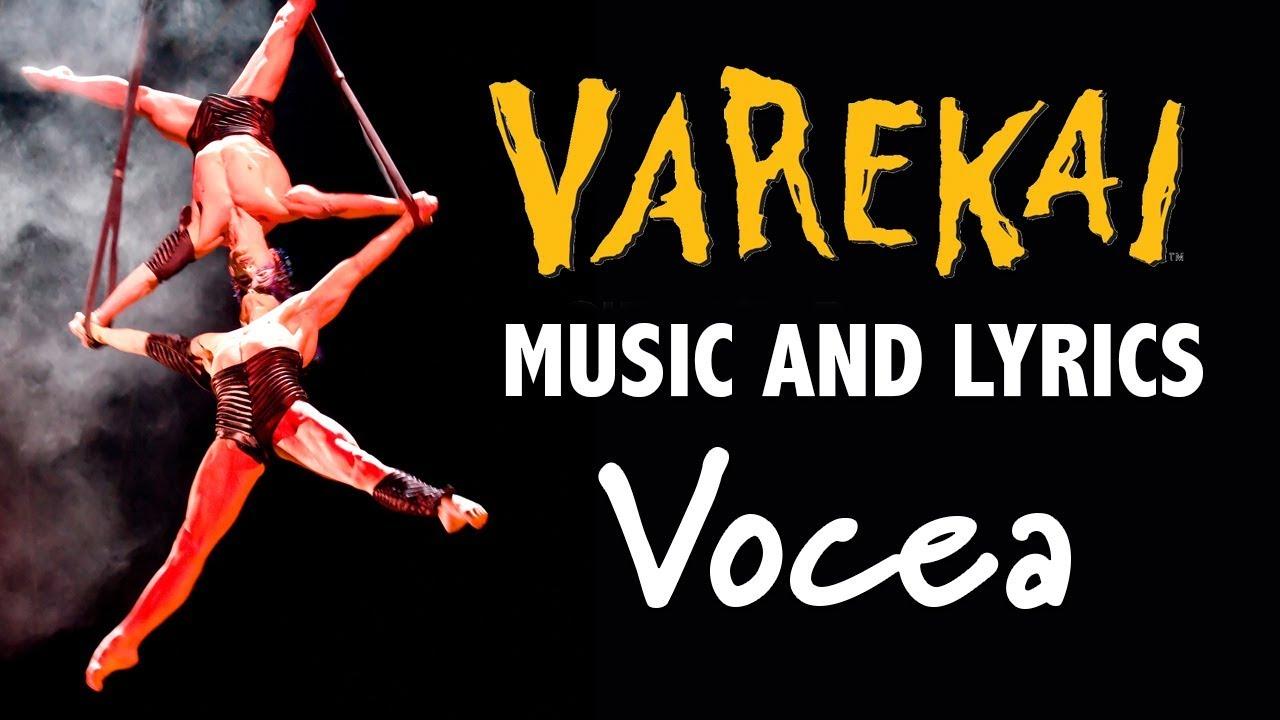 Download Varekai Music and Lyric Video | Vocea | Cirque du Soleil