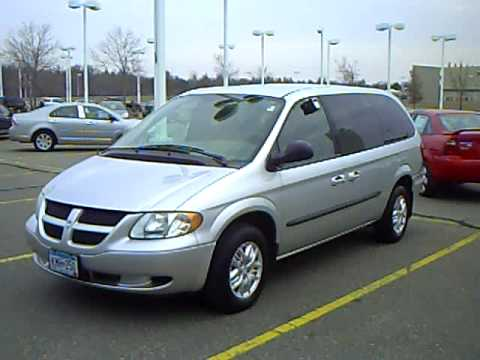 2003 dodge grand caravan sport youtube. Black Bedroom Furniture Sets. Home Design Ideas