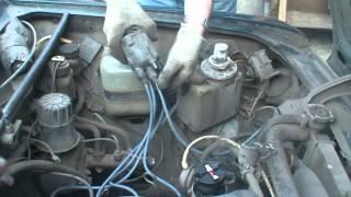 видео проблема с двигателем УАЗ