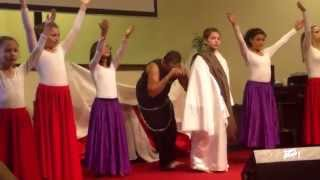 """In Him We Live and Move"" River of Life Church of God (Easter 2013)"