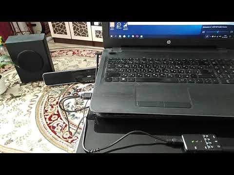 Как вывести звук с ноутбука через USB порт