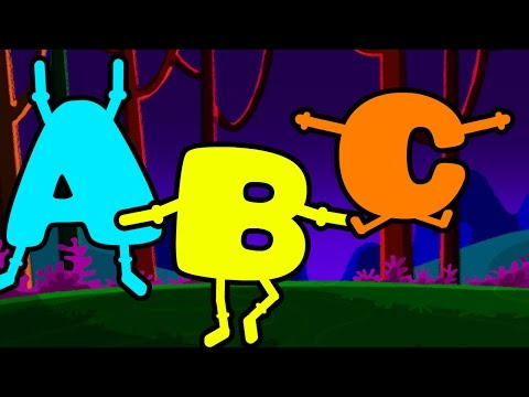 ABC Phonics Song | ABC Songs For Children | Nursery Rhymes Collection by TeeHee Town