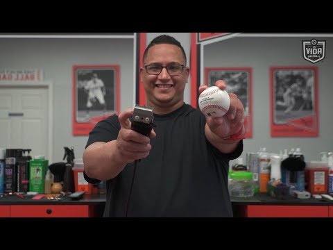 Danny Quiles, Barber to the Houston Astros