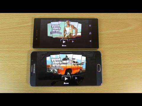 Sony Xperia Z5 VS Note 5