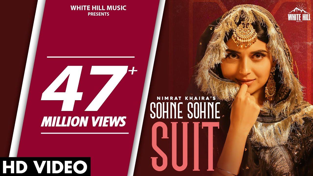 NIMRAT KHAIRA : Sohne Sohne Suit (Official Video) Harj Nagra | Sukh Sanghera | New Punjabi Song 2020