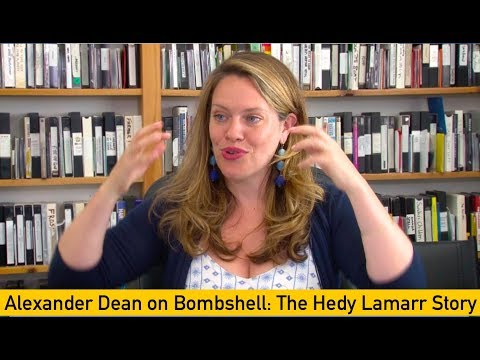Alexandra Dean on Hedy Lamarr The Inventor
