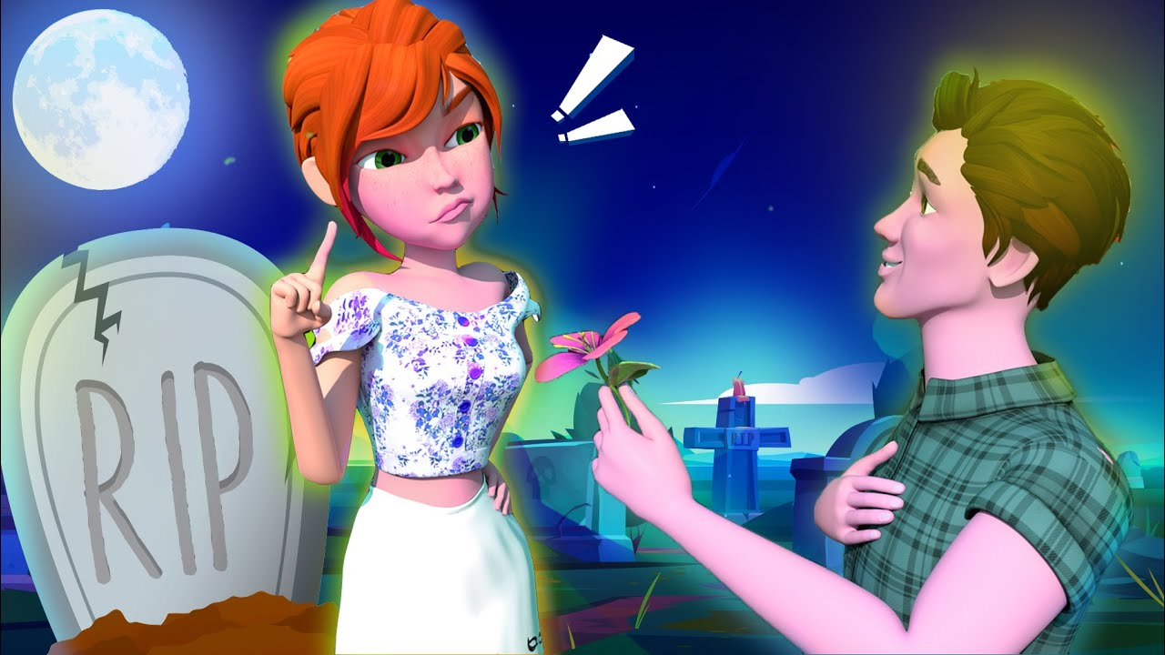 My First Date was in The Funeral of My Mother-in-law  - Voice-out - 3D Animation Stories [HD]