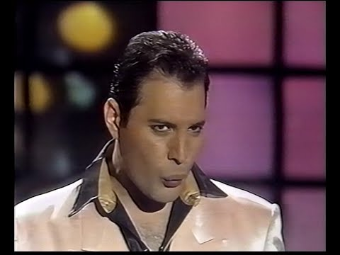 Freddie Mercury - The Great Pretender (1987) - Vier gegen Willi