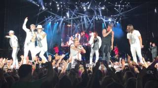 Most Epic Concert Encore Ever- Florida Georgia Line, Backstreet Boys, Nelly- Fenway Park