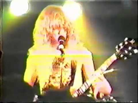 Megadeth - Last Rites / Loved To Deth Live 1986