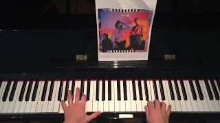 LIE TO ME - 5SOS - Piano Cover