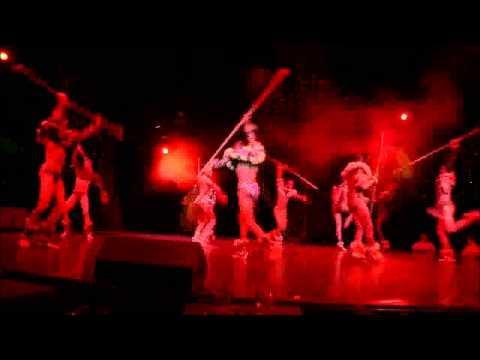 """Cabaret Tropicana """" Tambores en Concierto """" show completo"""