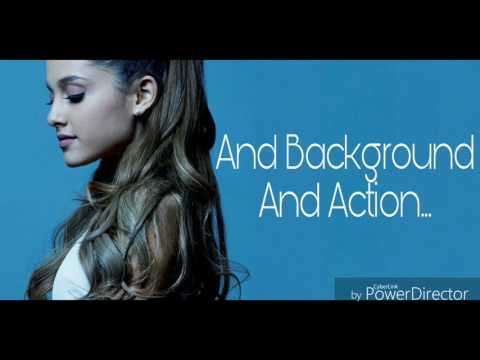 Ariana Grande - Put Your Hearts Up (Lyrics Video)