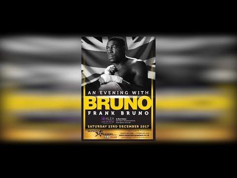 Frank Bruno SuperStar Signings (sam varley promo)