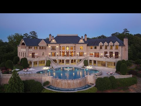 Celebrity Living In Atlanta - 4110 Paces Ferry Rd