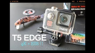 ThiEye T5 Edge Review: 4K + EIS ANY GOOD?