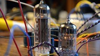 Усилитель мощности на лампе ГУ-17
