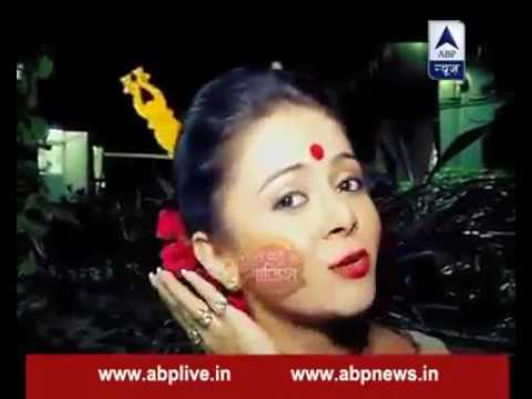 Devoleena GOPI BAHU Bihu dance Performed  at Mumbai