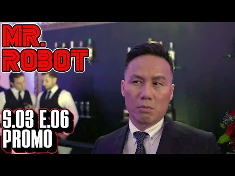 [Mr Robot] Season 3 Episode 6 Promo | Full HD Trailer eps3.5_kill-pr0cess.inc  Plus Discussion