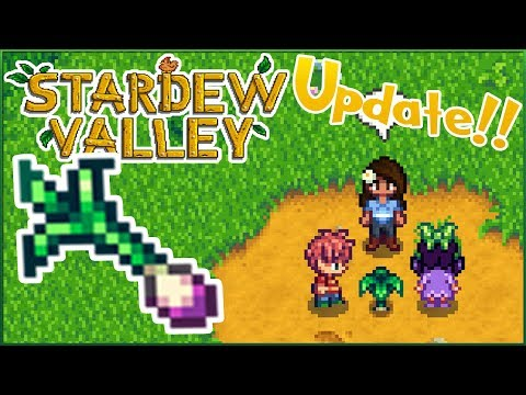 Secrets of the Spring Onions of Friendship?! 🌿 Stardew Valley 1.3 Update • Episode #4